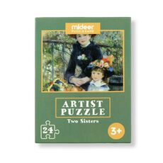 ARTIST PUZZLE - TWO SISTERS