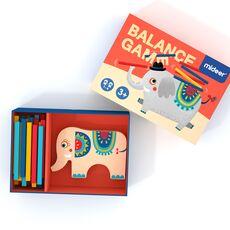BALANCING GAME ELEPHANT 01