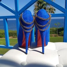 Female shoes Kasumov 01