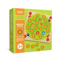 MEMORY GAME SECRET GARDEN 01