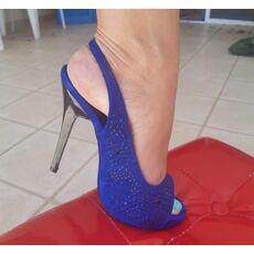 Female shoes M.M.8 Size 36  01