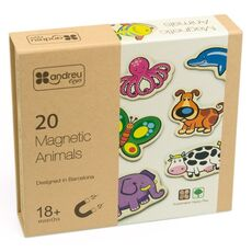 Magnetic game Animals