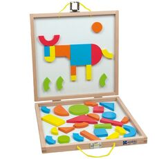 Magnetic shapes box