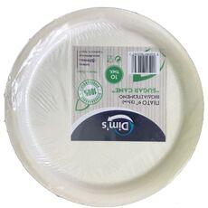 Dimexsa Biodegradable  Plates