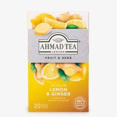 Ahmad Tea Lemon and Ginger