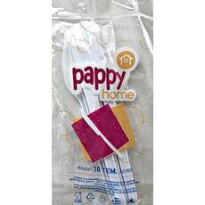 Pappy Home  disposable plastic knives 10pcs