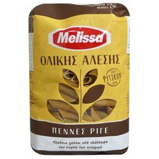 Melissa Penne Rigate whole wheat
