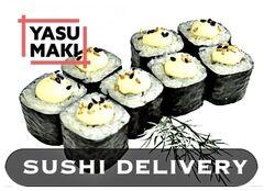 Yasumaki sushi delivery