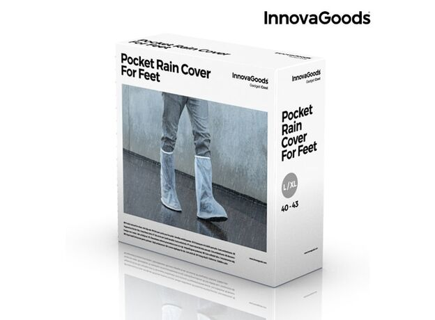RAIN COVER FOR FEET (PACK OF 2)05