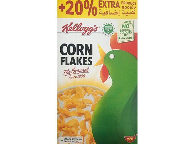 Kellogg's Corn Flakes Breakfast Cereal