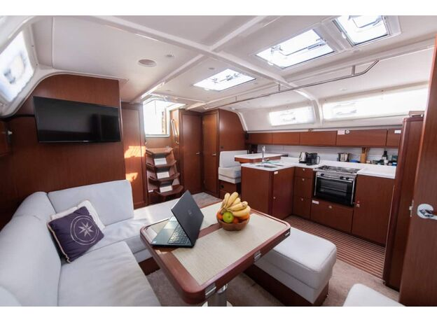 """Charter Yacht Cyprus """"Indian Summer"""" 03"""