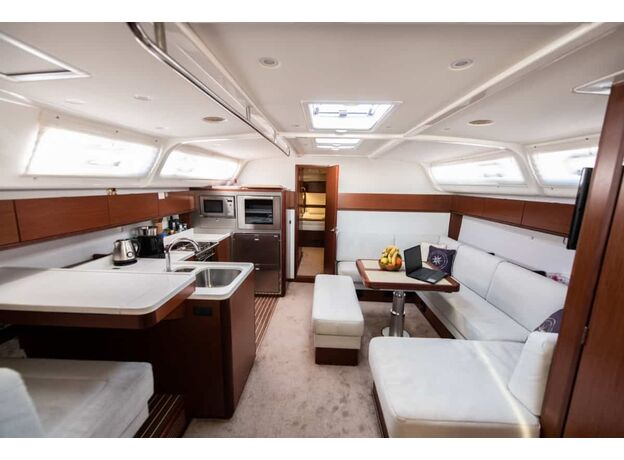 """Charter Yacht Cyprus """"Indian Summer"""" 04"""