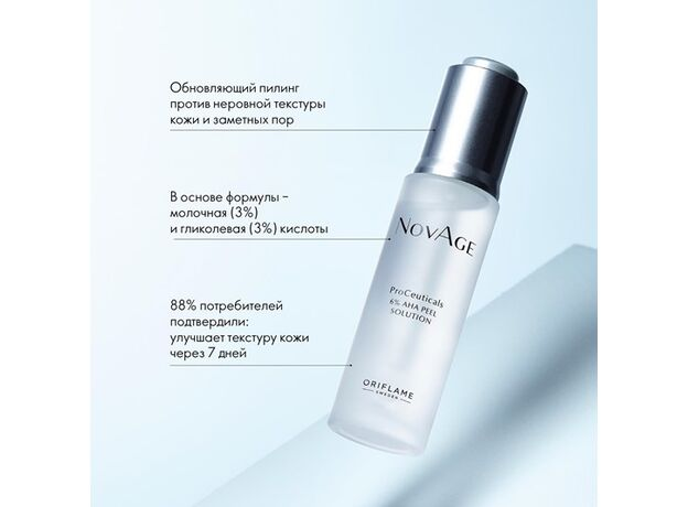Skin rejuvenating peeling serum 03