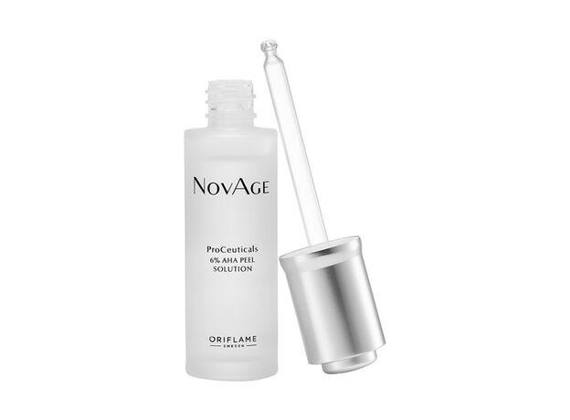 Skin rejuvenating peeling serum 01