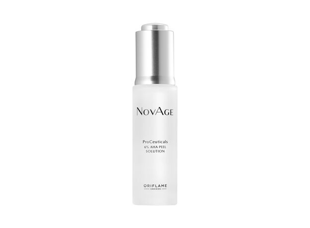 Skin rejuvenating peeling serum 02