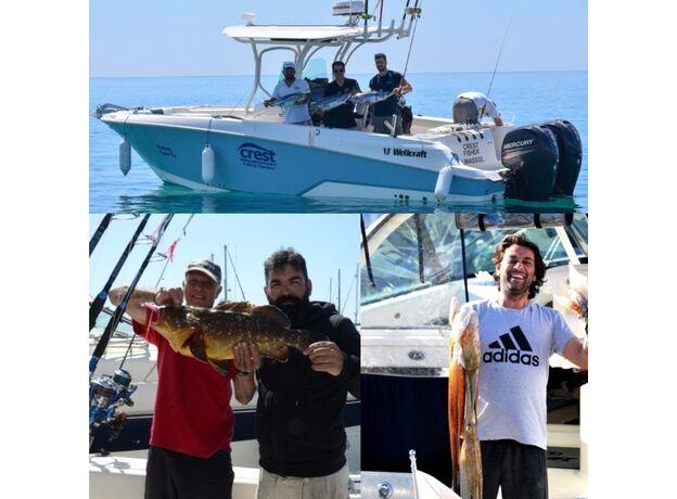 Sea Fishing & Charters Limassol
