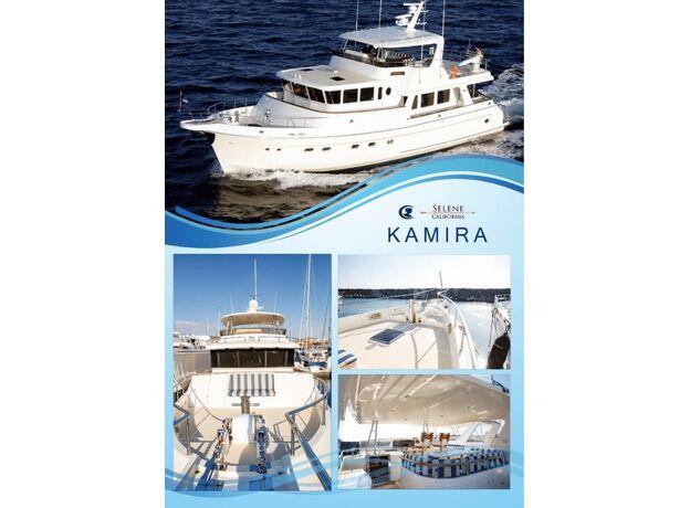 Selene 66 Yacht charter Cyprus01