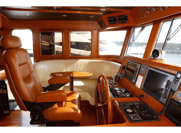 Selene 66 Yacht charter Cyprus02