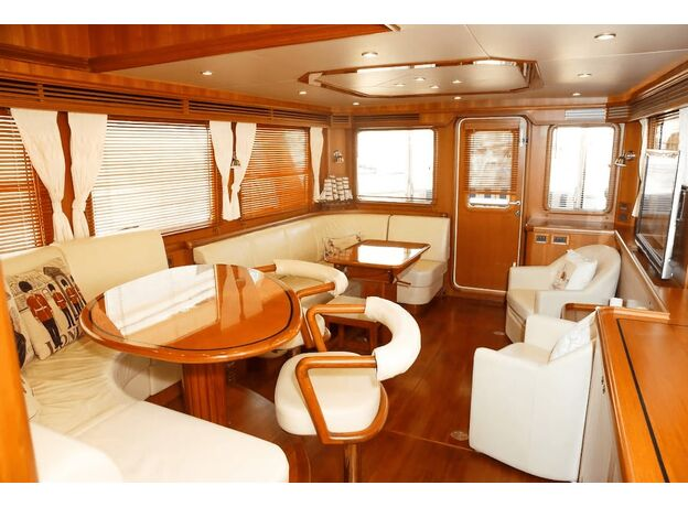 Selene 66 Yacht charter Cyprus03