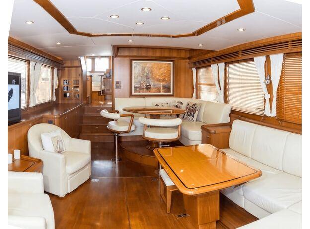 Selene 66 Yacht charter Cyprus04