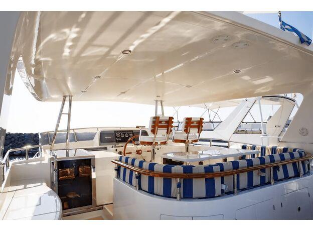 Selene 66 Yacht charter Cyprus05