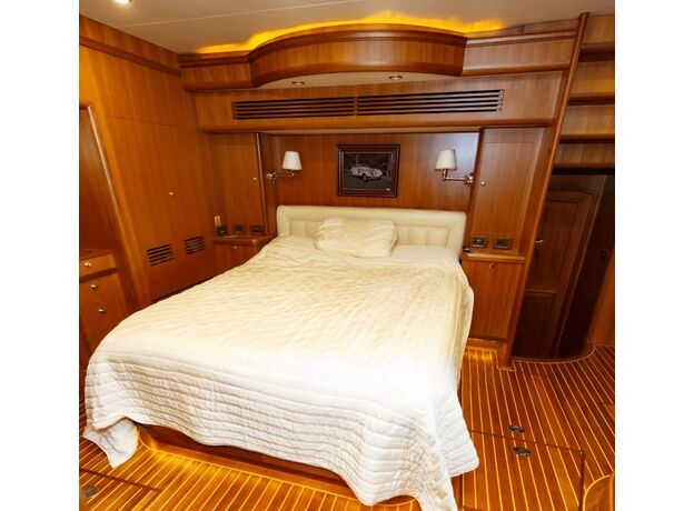 Selene 66 Yacht charter Cyprus06