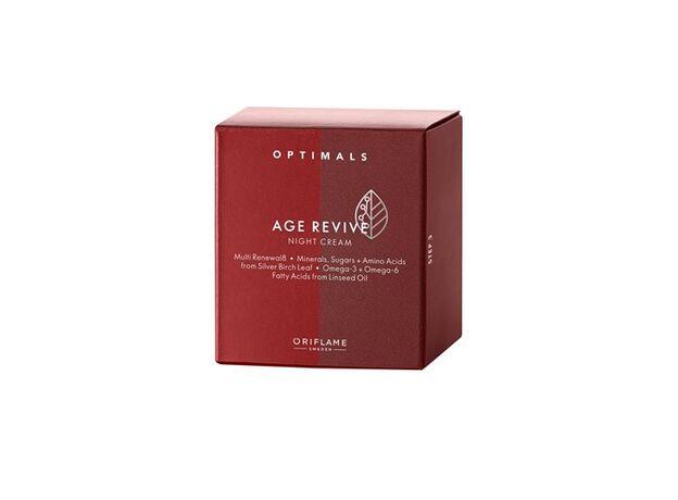 Optimals Age Revive Anti-Aging Night Cream 02