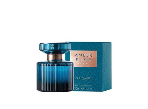 Eau de parfum Amber Elixir Crystal