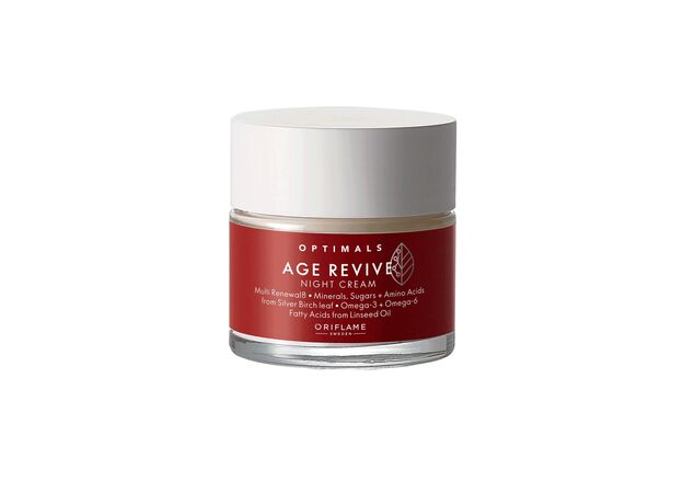 Optimals Age Revive Anti-Aging Night Cream