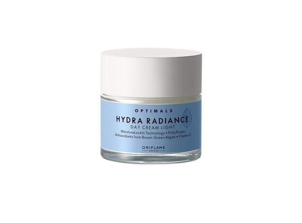 Moisturizing day cream for combination skin