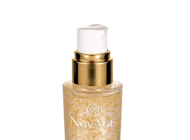 Rejuvenating serum for face and neck age 50+ 03