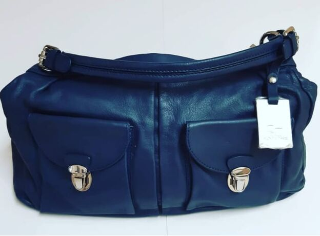 Ladies leather bag  01