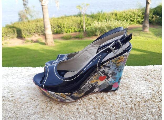 Women's high platform shoes size 36 pictire 02