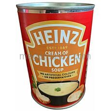 Heinz cream chicken soup 400g
