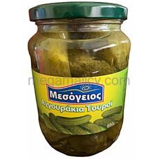 Select pickled Gherkins