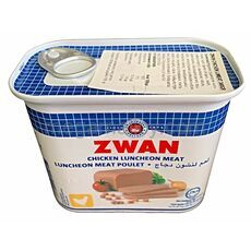Zwan Chicken Luncheon Meat Poulet 340g