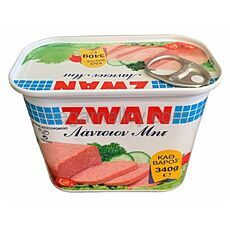 Zwan Luncheon Meat