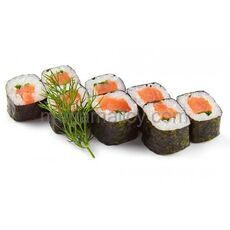 Smoke salmon hosomaki 8 pcs.