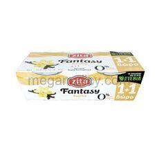 Zita Fantasy Vanilla 0% Fat 2x150 gr.