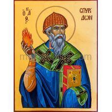 Icon Saint Spyridon of Trimifuntsky