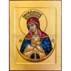 Icon Mother of God of Ostrobramskaya