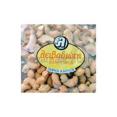 LIVADIOTIS cashew nuts 140g