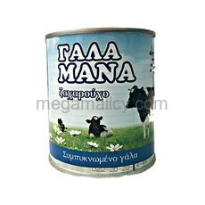 MANA sweet condensed milk