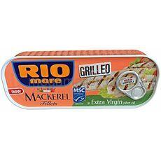 Mackerel Grilled in Extra Virgin olive oil 120g