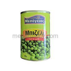 Mesogeios Green Peas 400Gr