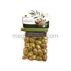 Paradosiaka green salad olives