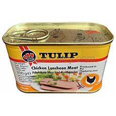 Tulip Chicken luncheon meat 200g