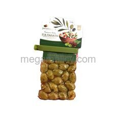 green salad olives