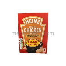 Heinz cream of chicken soup 68g (4x17g)