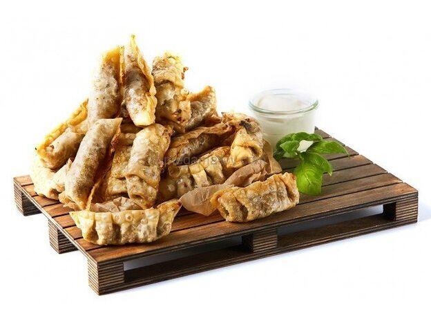 Gyoza shrimp 15 pcs.